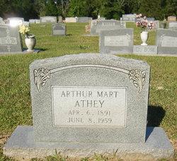 Arthur Mart Athey