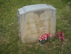 Bessie Iretha <I>Jackson</I> Merrell
