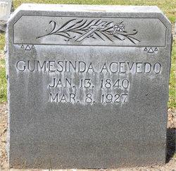 Gumesinda Acevedo