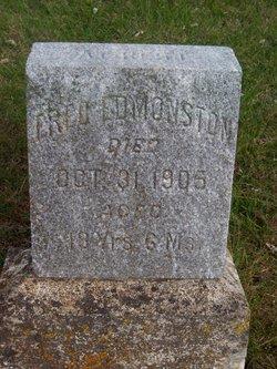 Fred Edmonston