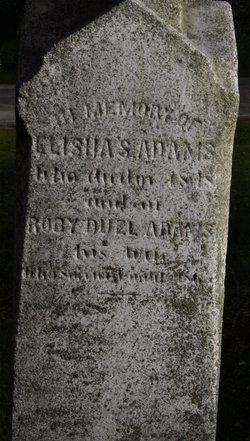 Elisha S. Adams