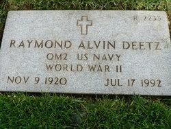 Raymond Alvin Deetz