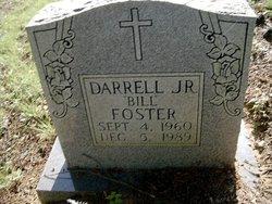 """Darrell Wayne """"Bill"""" Foster, Jr"""