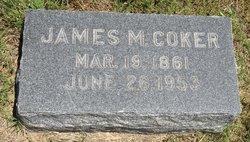 James M Coker