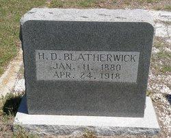 Henry Donaldson Blatherwick