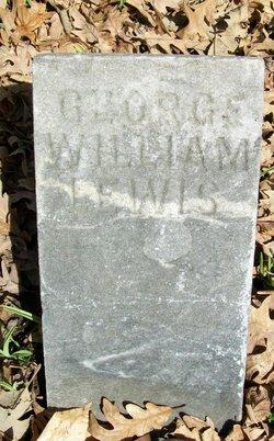 George William Lewis