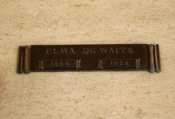 Elma Pearl <I>DeLate</I> Waits