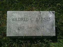 Mildred <I>Cramer</I> Barnes