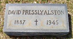 David Pressly Alston