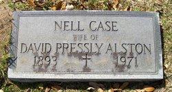 """Margaret Nelson """"Nell"""" <I>Case</I> Alston"""