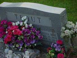 Vera Mae <I>Pruitt</I> Trout