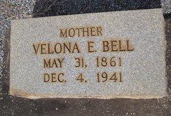 Velona Ellen <I>Smith</I> Bell