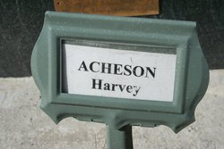 Harvey Acheson