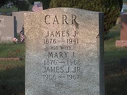 Mary J Carr