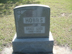 Grace M. <I>Good</I> Hobbs