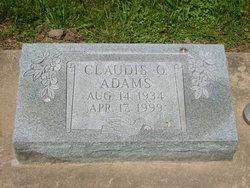 Claudis O. Adams