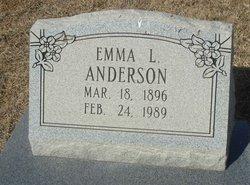 Emma L. Anderson