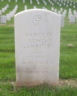 Arnold Lewis Garrison