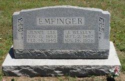 James Wesley Emfinger