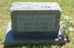 Malcolm Evatt