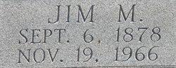 Jim M Dewbre