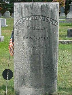 Hubbard C Barrell