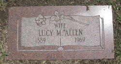 """Lucy Melinda """"Toots"""" <I>Craig</I> Allen"""