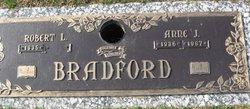 Anne Elizabeth <I>Judd</I> Bradford