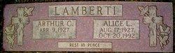 Alice Louise <I>Provencal</I> Lamberti