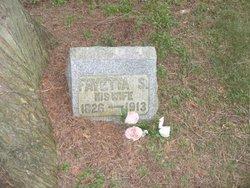 Fayetta Salome <I>Flaugh</I> Betts