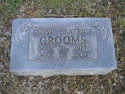 Bessie Beatrice Grooms
