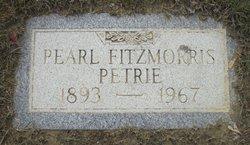 Pearl E. Deck Fitzmorris Petrie