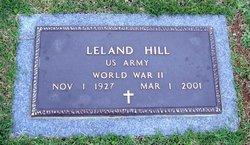 "Leland ""Buck"" Hill"