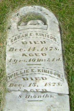 Sarah E Kinison
