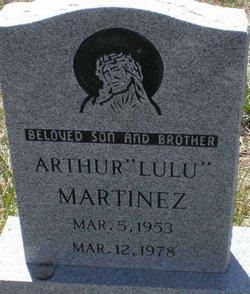 """Arthur """"Lulu"""" Martinez"""
