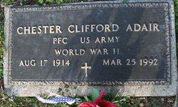 Chester Clifford Adair
