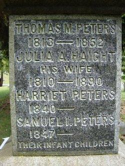 Harriet Peters