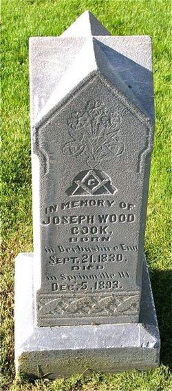Joseph Wood Cook