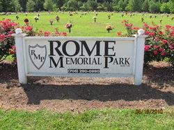 Rome Memorial Park South