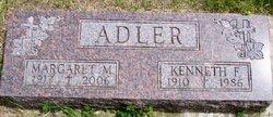 Margaret <I>Roark</I> Adler