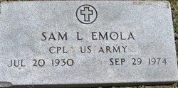 Sam Louis Emola