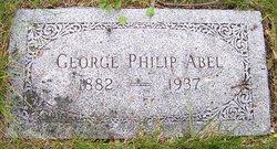 George Philip Abel, Sr
