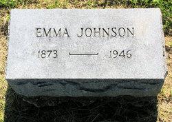 Emma Matilda <I>Borklund</I> Johnson