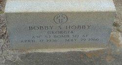 Bobby S. Hobby