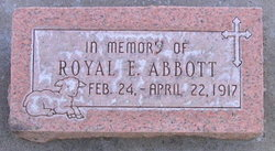 Royal Elmo Abbott