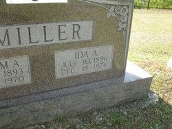 Ida A <I>Hoyt</I> Miller