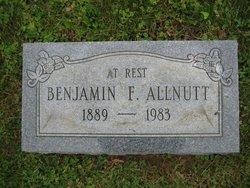 Benjamin Franklin Allnutt