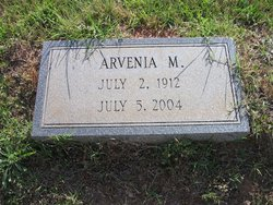 Arvenia M Ballenger
