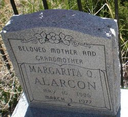 Margarita Q Alarcon