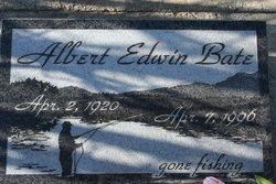 Albert Edwin Bate